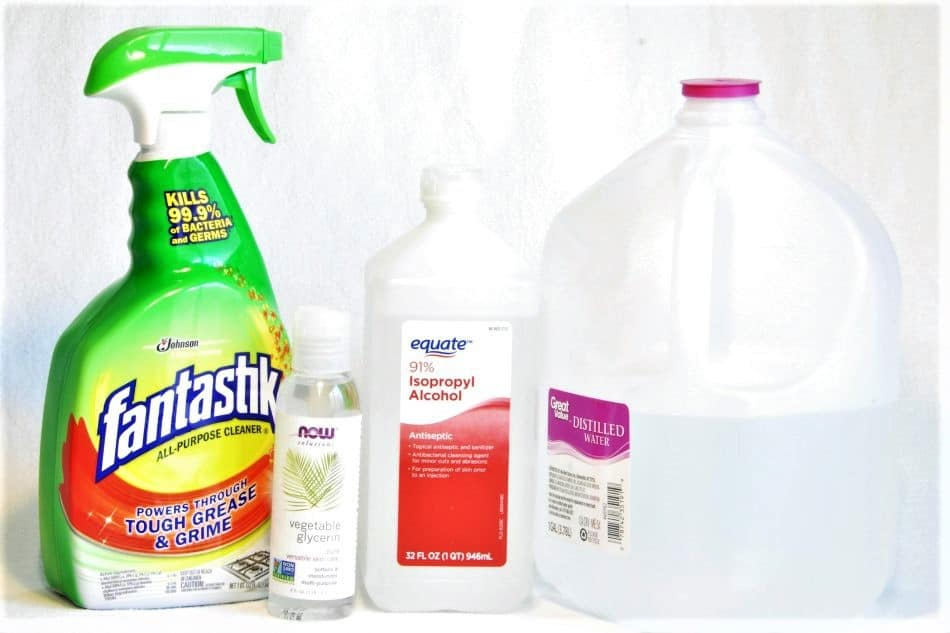 Airbrush Paint Reducer / Cleaner! (DIY
